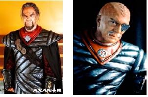 Klingon Comparison